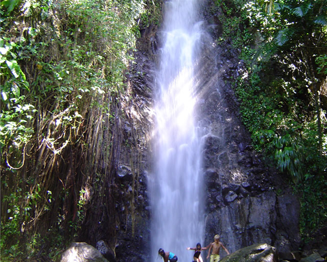 Dark View Falls, St Vincent and the Grenadines