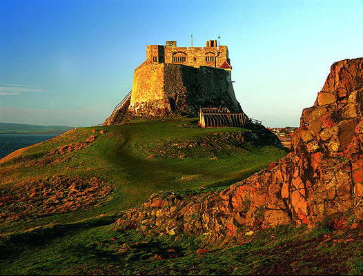 Holy Island, Northumbria, England
