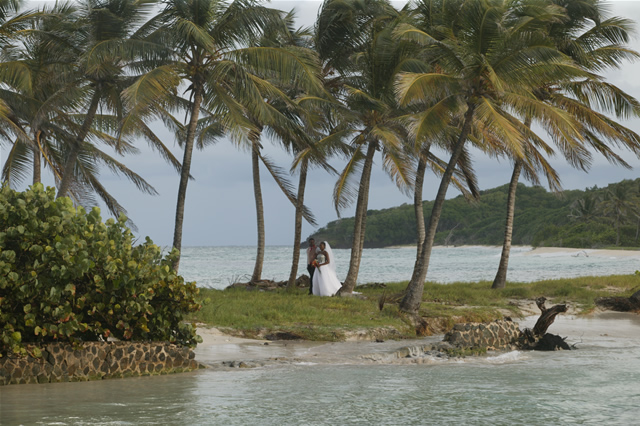Mayreau - Wedding, St Vincent and the Grenadines