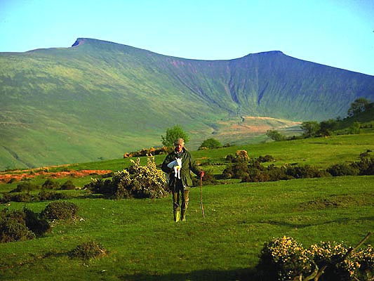 Brecon Beacons, Powys, Wales
