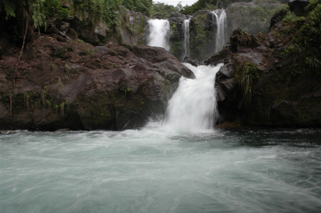 Trinity Falls, St Vincent and the Grenadines