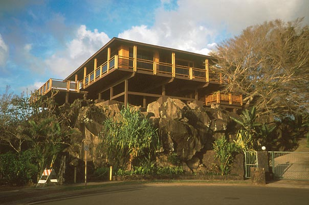 Lodge, Hawaii