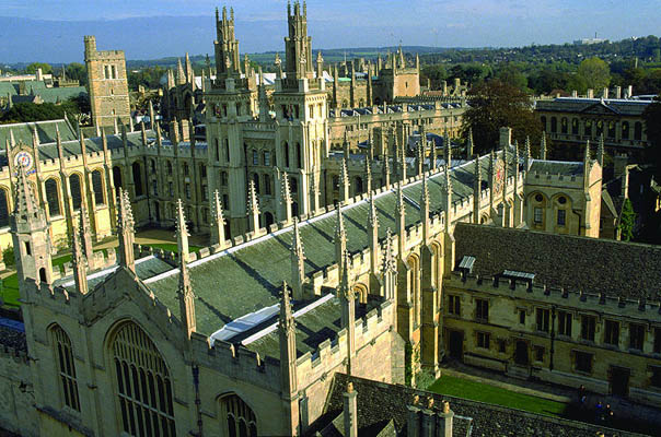 Oxford, All Souls College, England