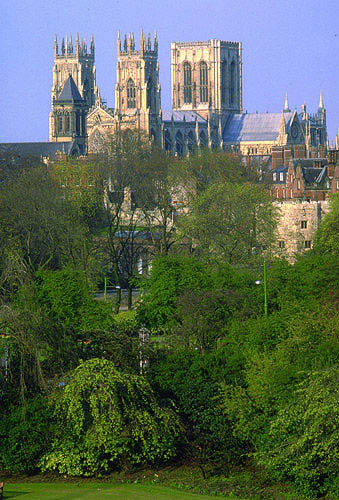 York, North Yorkshire - Münster, England