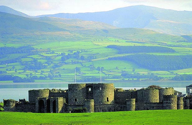 Beaumaris, Angelsey, Wales